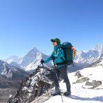 当院、看護師がエベレスト、ローツェ連続登頂に成功!